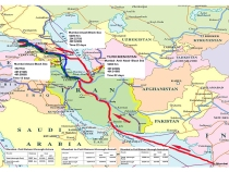 Black Sea shipping routes.