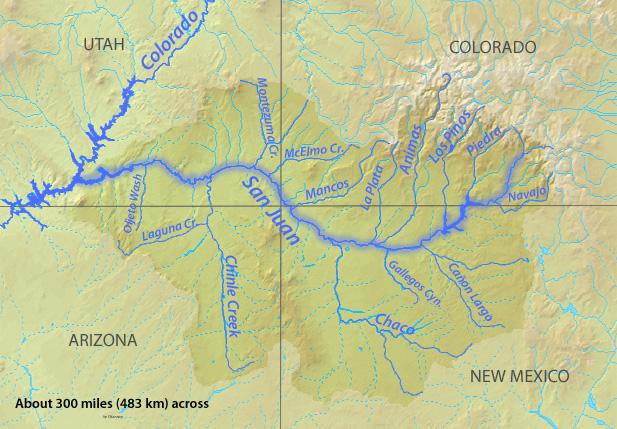 Animas River Map San Juan Water Conservancy District wants a 1 mill increase for  Animas River Map