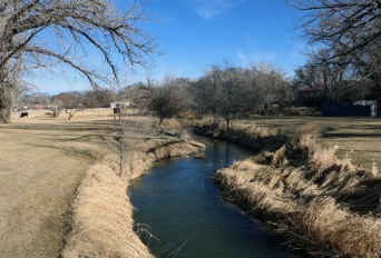 North Fork Republican River via the National Science Foundation.
