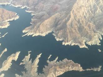 Lake Mead December 2017. Photo credit: Greg Hobbs