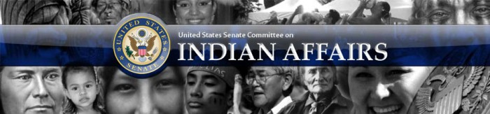 US-Senate-Committee-on-Indian-Affairs