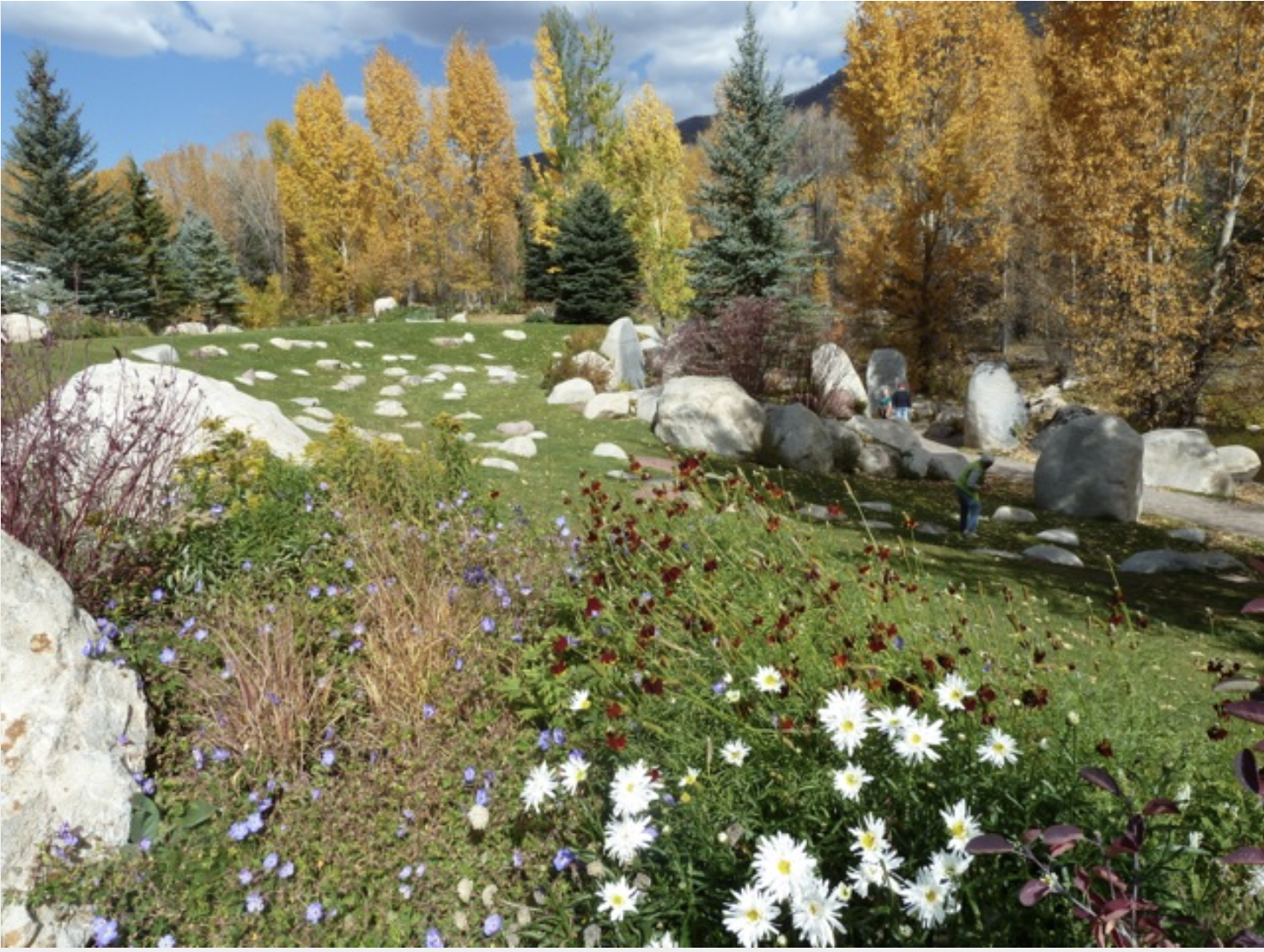 City of aspen to adjust its water efficient landscaping for Gardner landscaping