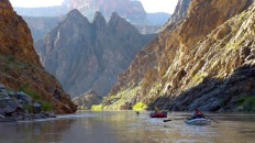On the Colorado River. Photo: Brent Gardner-Smith/Aspen Journalism