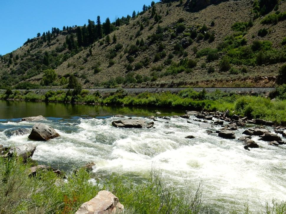 Colorado Water Coyote Gulch Page 133