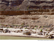 Sand and silt are piling up on the Colorado River above Lake Powell, as water levels continue to fall due to persistent drought and encroaching aridification. Water managers from San Diego to Wyoming are working to find ways to keep the river's reservoirs, and water delivery systems, functioning.