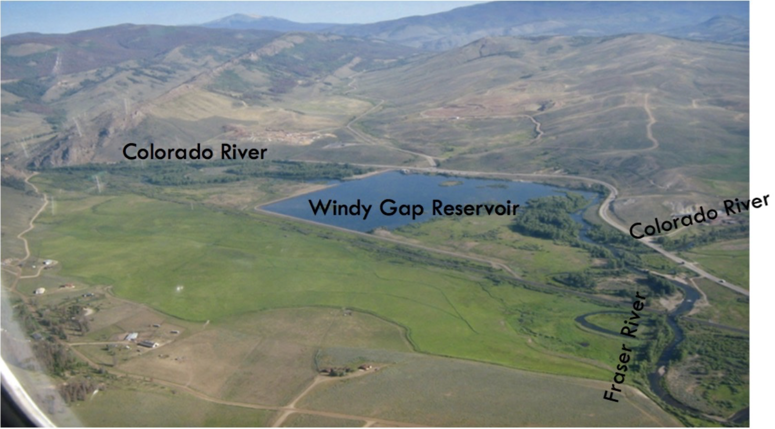 Gross Reservoir Expansion Project | Coyote Gulch