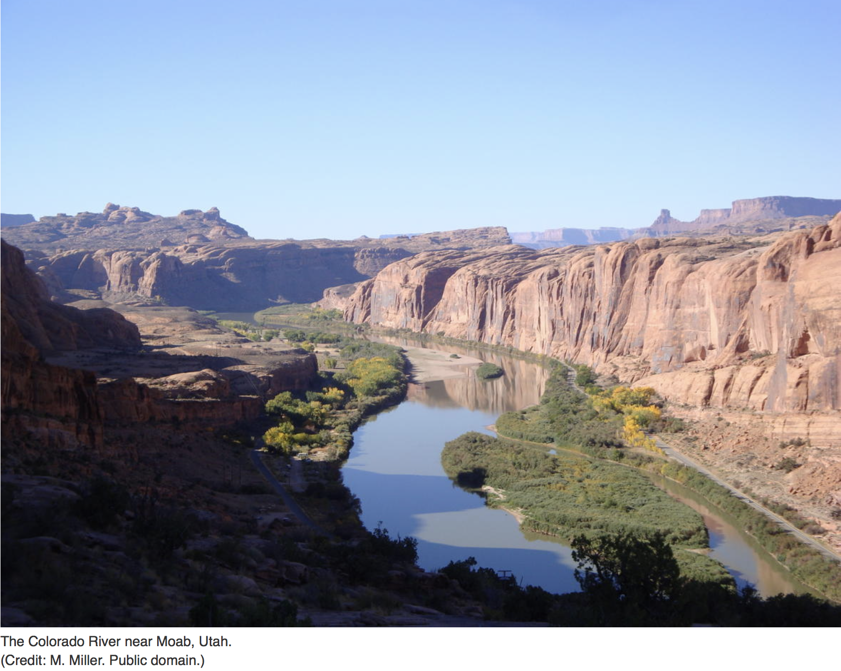 Coyote Gulch | The health of our waters is the principal